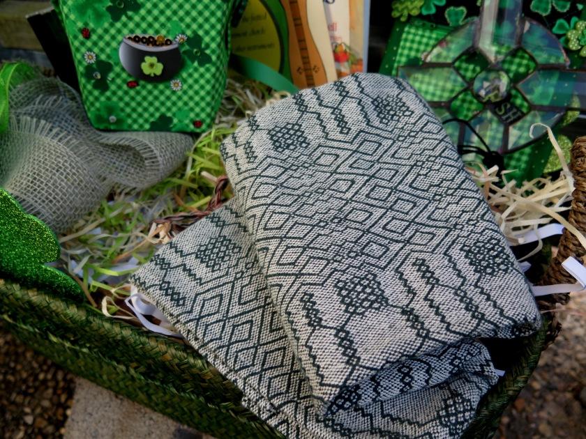 Irish Cotton Towel by Bonnie - IMG_2300