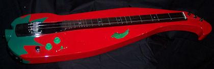 Red Electric Dulcimer - 100_2002