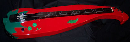 Red Electric Dulcimer - 100_2002