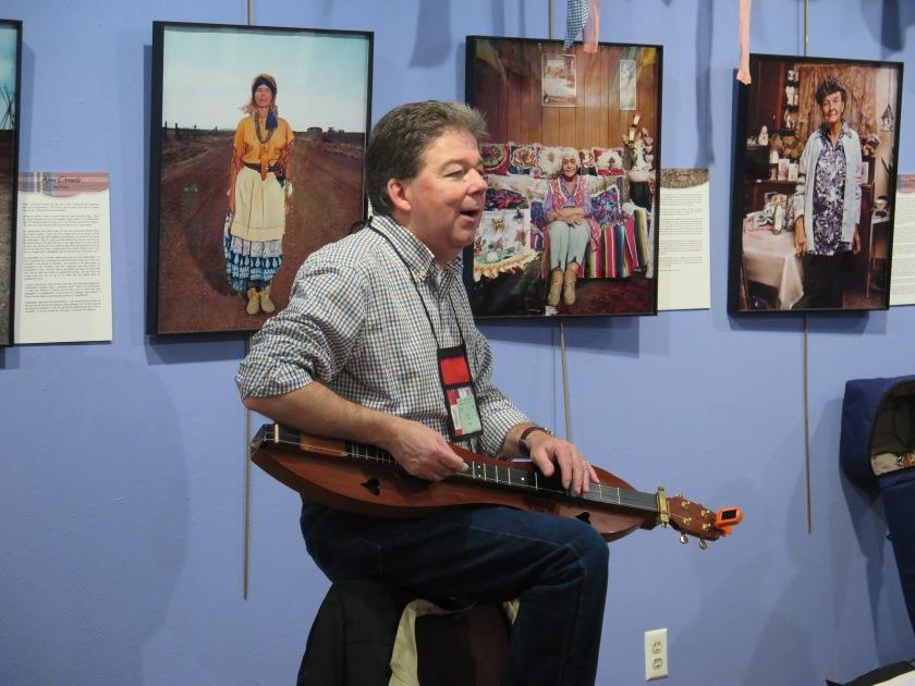 Larry Congers - Museum Room - IMG_2453