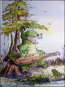 Note Card by Paulette Fergerson