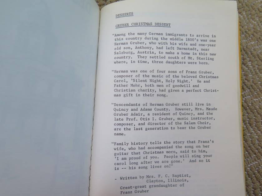 Gruber Family Story of Dessert - IMG_6245