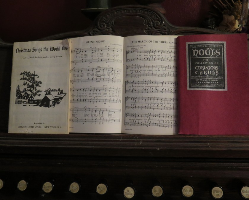 Silent Night in Old Song Book - IMG_6259_1