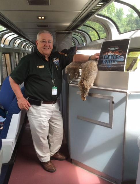 Joe Bessie on Train - IMG_0932 (2)