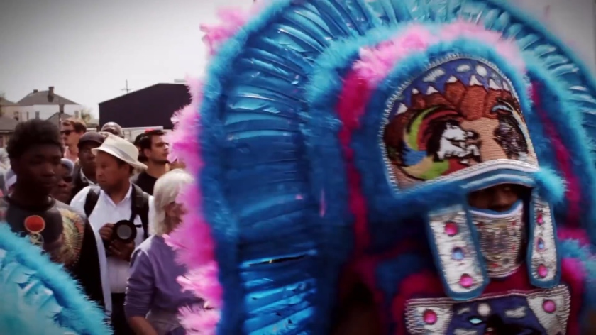 Mardi Gras Indian 04