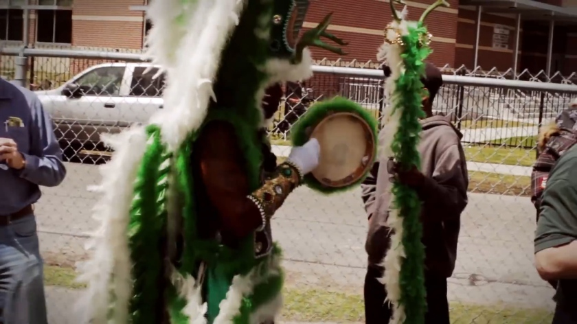 Mardi Gras Indian 06