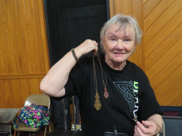 Mary Malone Vendor Beaded Jewlery