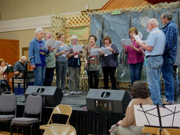 Shape Note Singers